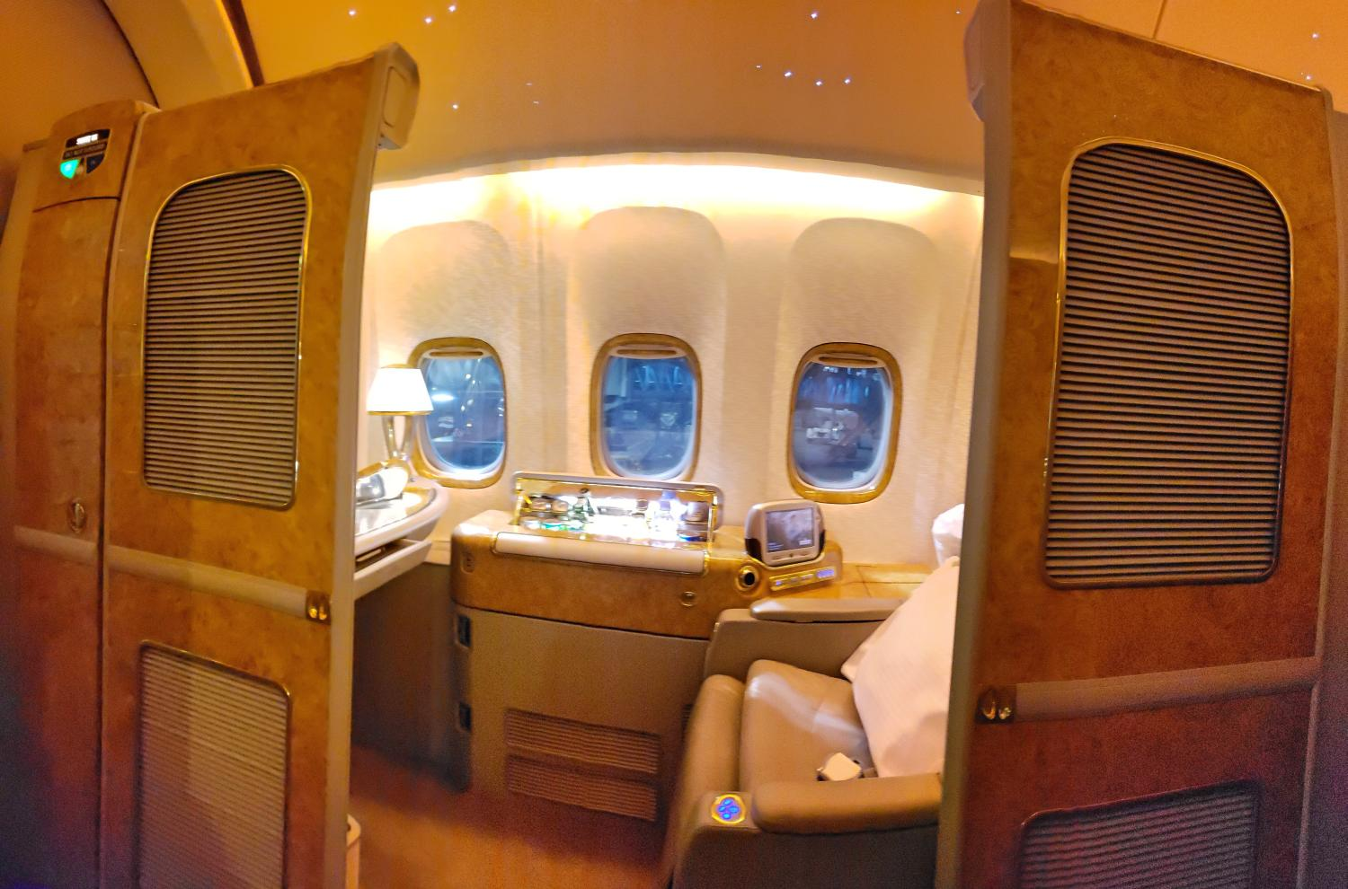 47+ Emirates First Class Background